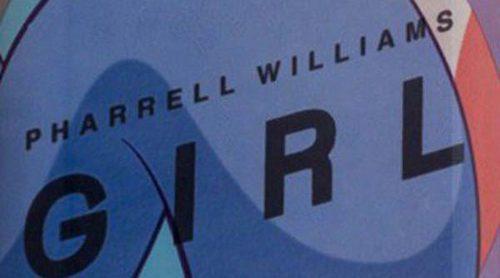 Ya podemos disfrutar de 'G I R L', el perfume de Pharrell Williams