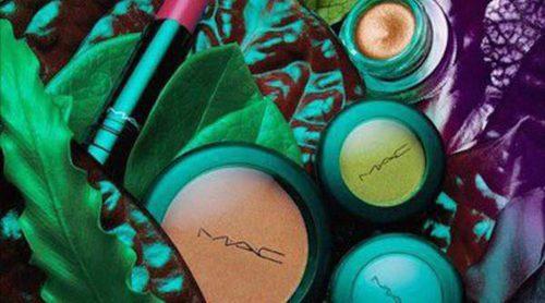 MAC se apunta a la tendencia tropical con su nueva línea 'Moody Blooms'