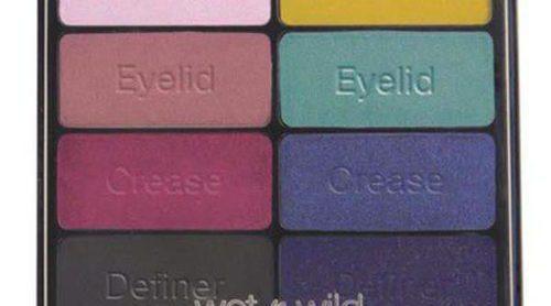 Wet n Wild lanza 'Poster Child', una versátil y divertida paleta de sombras con ocho colores