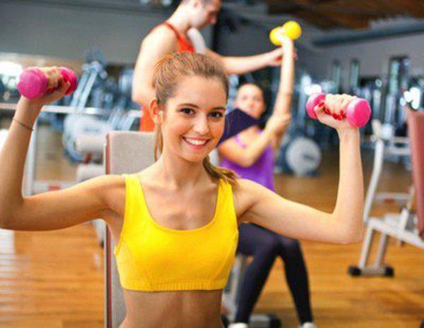 Dieta para adelgazar yendo al gyms