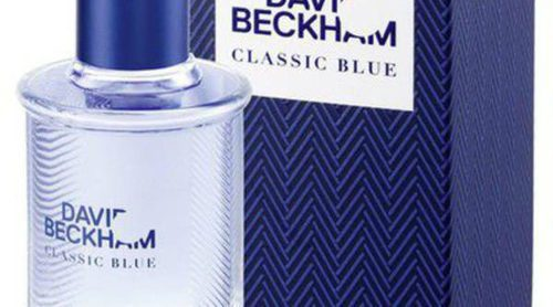David Beckham lanza 'Classic Blue', una fragancia inspirada en el estilo clásico