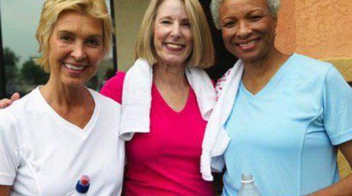 Dieta y ejercicio para mantener tu figura al entrar en la menopausia