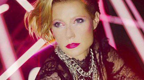 Gwyneth Paltrow se convierte en Madonna para la nueva campaña de Max Factor