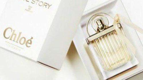La fragancia 'Love Story' une en su campaña a Chloé con la actriz Clémence Poésy