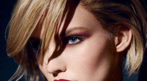 Sasha Luss vuelve a deslumbrar en la nueva campaña para otoño 2014 de Dior