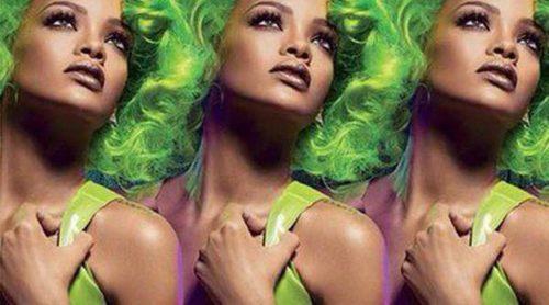 Rihanna y MAC: objetivo solidario en su nueva campaña para la línea 'Viva Glam'