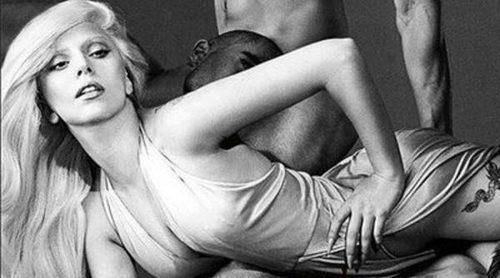 Salen a la luz las primeras imágenes de 'Eau de Gaga', perfume unisex de Lady Gaga