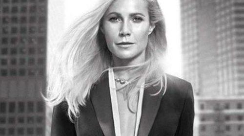 Primeras imágenes de Gwyneth Paltrow como para 'Boss Ma Vie', nueva fragancia de Hugo Boss