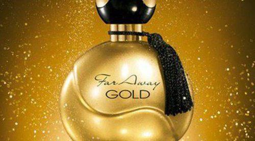 'Far Away Gold', la edición especial de Avon para el 20 aniversario de su fragancia estrella 'Far Away'