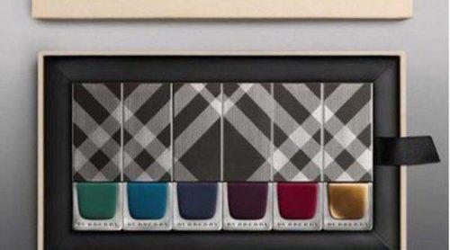 Burberry presenta seis nuevos esmaltes para vestir tus uñas en otoño 2014