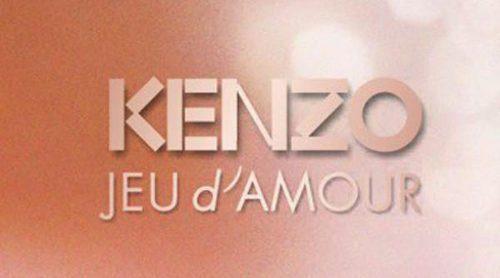Kenzo apuesta por el amor con su nuevo perfume 'Jeu d'Amour'