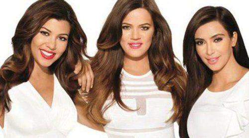 Las hermanas Kardashian lanzarán una gama de productos capilares