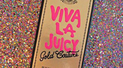 'Viva la Juicy Gold Couture', la nueva apuesta en perfumes de Juicy Couture