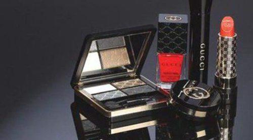 Gucci presenta su primera colección de maquillaje