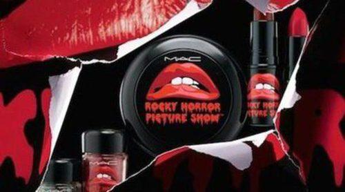 MAC homenajea los 40 años del musical 'The Rocky Horror' con una exclusiva colección