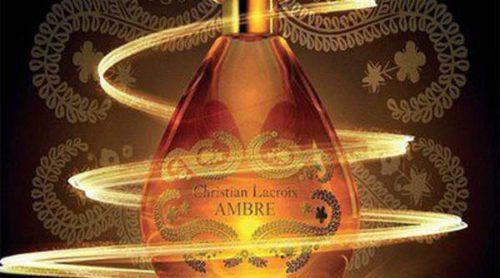 Christian Lacroix y Avon vuelven a colaborar juntos en una fragancia, 'Christian Lacroix Ambre'