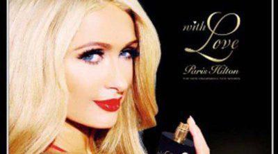 Paris Hilton lanza un nuevo perfume dedicado a sus fans llamado 'With Love'