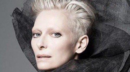Tilda Swinton se convierte en imagen de Nars para la próxima primavera 2015