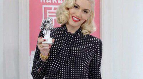 Gwen Stefani presenta su nuevo perfume 'Harajuku Lovers Pop Electric'