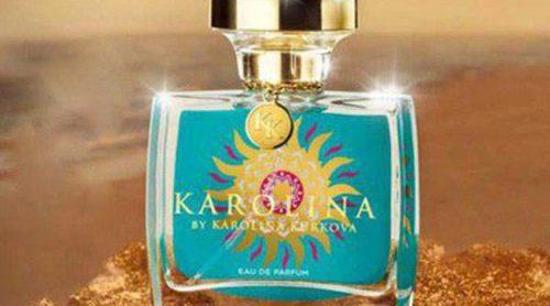 'Karolina', la nueva fragancia de Karolina Kurkova para la Navidad 2014