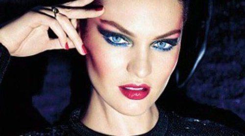 Candice Swanepoel, 'el look del siglo' de la mano de Max Factor