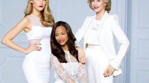 Blake Lively, Zoe Saldaña, Laetitia Casta, Jane Fonda y Eva Longoria, juntas para L'Oréal