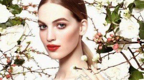 Vanessa Axente protagonizará la campaña primavera/verano 2015 del maquillaje Chanel