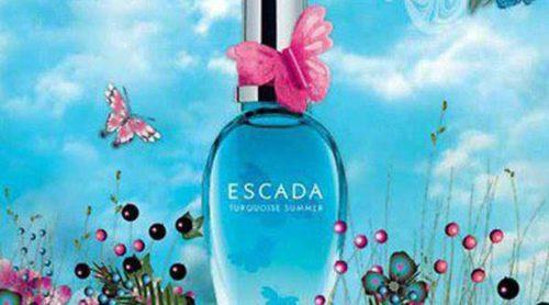 Escada se adelanta al verano con su nuevo perfume 'Turquoise Summer'