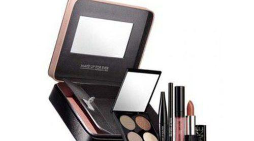 Make Up Forever se inspira en 'Cincuenta sombras de Grey' para su nueva colección de maquillaje