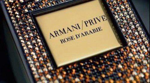 Armani Privé añade su colección de perfumes con 'Roses D'Arabie Éclat de Pierres'