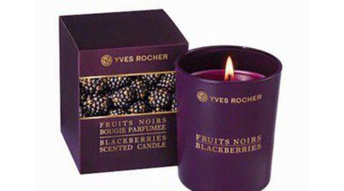 Yves Rocher trae el aroma del bosque en una colección limitada de productos con frutos negros y rojos