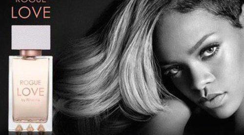 'Rogue Love', la nueva fragancia de Rihanna