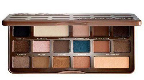 Too Faced lanza la paleta de sombras más 'dulce' de todas, 'Chocolate Bar Palette'
