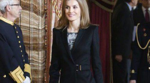 La Reina Letizia luce nuevo corte de pelo para empezar la Navidad