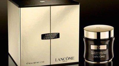 Lancôme celebra los cincuenta años de su crema 'Absolue L'Extrait' con un estuche de diseño
