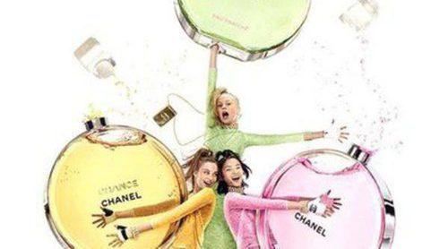Chanel da la bienvenida al 2015 con su nuevo perfume 'Chance'