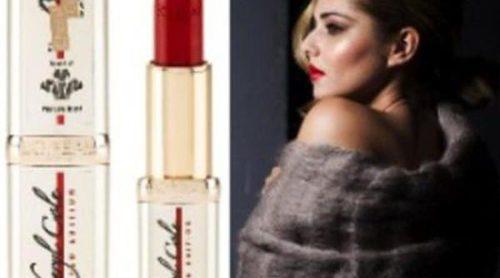 La imagen más solidaria de Cheryl Cole para L'Oreal