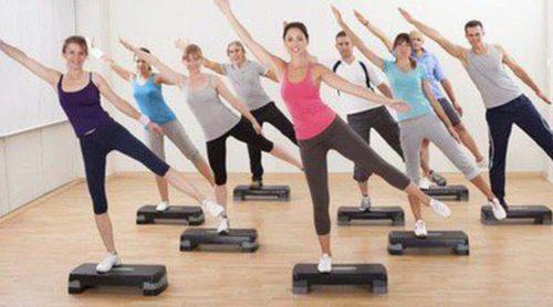 Tabla de ejercicios para empezar 2015 poniéndose en forma