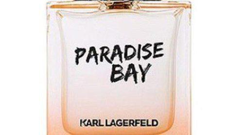 Karl Lagerfeld irrumpe en el mundo beauty con su fragancia 'Paradise Bay'