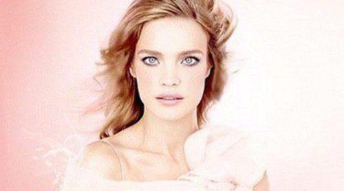 Natalia Vodianova vuelve a ser imagen de Guerlain en su nueva coleccion 'Météorites Perles'