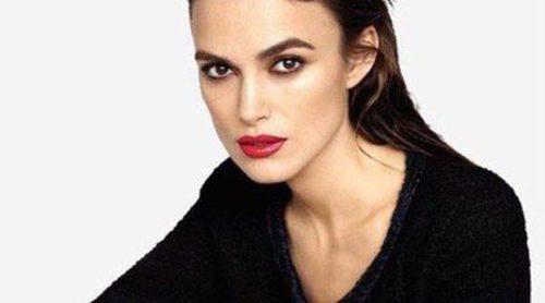 Keira Knighthley continúa fiel a Chanel tomando las riendas de la nueva versión de 'Rouge Coco'