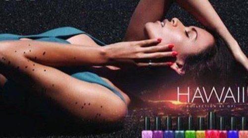 OPI se traslada a 'Hawaii' en su colección primavera/verano 2015 de lacas de uñas