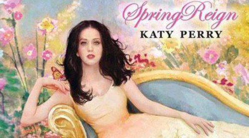 Katy Perry baña la primavera 2015 con su nuevo perfume 'Spring Reign'