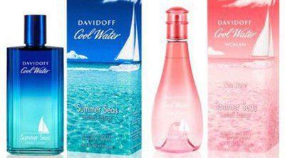 Davidoff recibe al verano con su nueva edición de perfumes 'Cool Water Summer Seas'