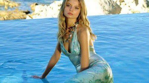 Magdalena Frackowiak, una sirena perfecta para Bulgari y su perfume 'Aqua Divina'
