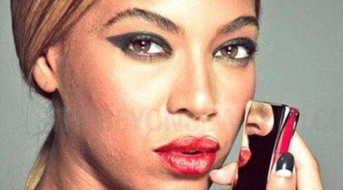 Beyoncé sin filtros: ven la luz unas imágenes de la cantante para L'Oreal sin retocar