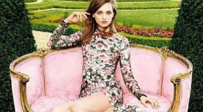 'Jardin Précieux' y Daga Ziober, la nuevas delicias de Givenchy