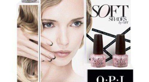 Los tonos primaverales se vuelven suaves con la colección 'Soft Shades' de OPI