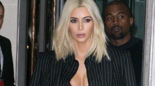 Kim Kardashian y otras famosas que se han pasado al rubio repentinamente