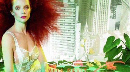 La blogger Julia Petit trae el ritmo de Brasil a la nueva colección de MAC